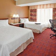 Отель Hampton Inn Gateway Arch Downtown 3* Стандартный номер с различными типами кроватей фото 12