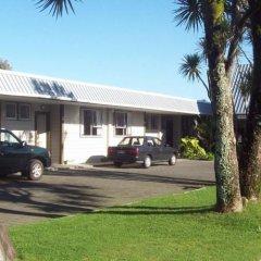 Отель Greymouth KIWI Holiday Parks & Motels парковка