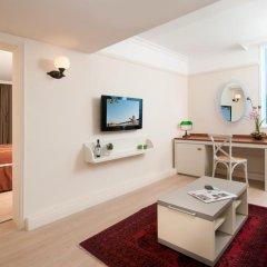 Herods Hotel Tel Aviv by the Beach 5* Представительский люкс с разными типами кроватей фото 4