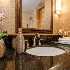 Отель Boutique Downtown Suites - Privately owned Канада, Ванкувер - отзывы, цены и фото номеров - забронировать отель Boutique Downtown Suites - Privately owned онлайн ванная фото 2