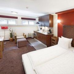 Апартаменты Nova Apartments Студия с различными типами кроватей фото 4