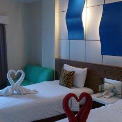 Camelot Hotel Pattaya 4* Улучшенный номер фото 5