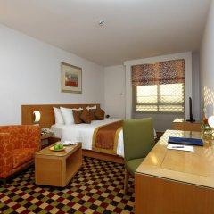 Radisson Blu Hotel, Riyadh 5* Стандартный номер с различными типами кроватей фото 2