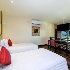 Отель Andaman White Beach Resort 4* Люкс с различными типами кроватей фото 26