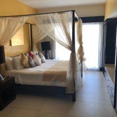 Отель Aldea Thai by Ocean Front Плая-дель-Кармен комната для гостей фото 2