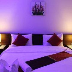 Отель Palm Inn 2* Улучшенный номер с различными типами кроватей фото 6