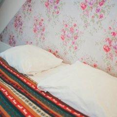 Хостел Крыша Стандартный номер двуспальная кровать фото 19