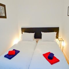 Отель LV Premier Baixa FI 4* Апартаменты с различными типами кроватей фото 8