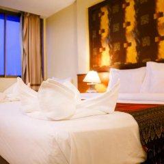 Отель Casanova Inn 2* Стандартный семейный номер с двуспальной кроватью фото 14