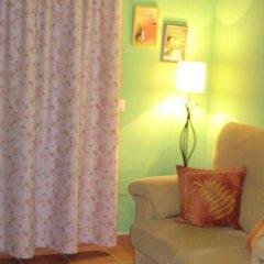Отель Apartamentos Saqura Сегура-де-ла-Сьерра комната для гостей фото 2