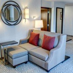 Cambria Hotel White Plains - Downtown 3* Люкс с различными типами кроватей фото 4