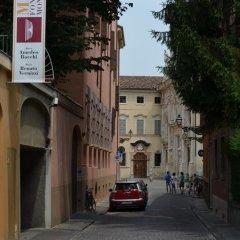 Отель Heart of Parma Парма парковка