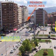 Отель Pension Angelines Испания, Сантандер - отзывы, цены и фото номеров - забронировать отель Pension Angelines онлайн городской автобус