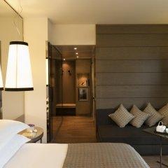 Отель Starhotels Echo 4* Улучшенный номер с различными типами кроватей