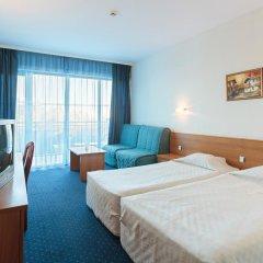 Aquamarine Hotel 3* Стандартный номер с различными типами кроватей фото 6