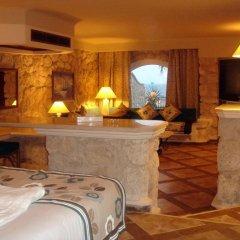 Отель Albatros Citadel Resort 5* Номер Делюкс с двуспальной кроватью