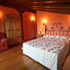 Отель Posada El Ángel de la Guarda 3* Стандартный номер с разными типами кроватей фото 6