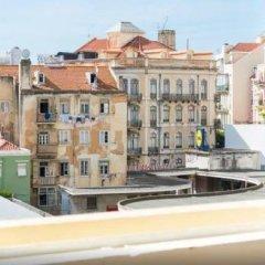 Отель Sunny Lisbon - Guesthouse and Residence 3* Стандартный номер с различными типами кроватей фото 8