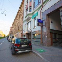 Мини-отель Талисман Санкт-Петербург парковка