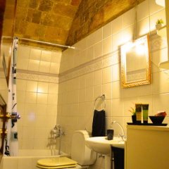 Отель Medieval Villa Греция, Родос - отзывы, цены и фото номеров - забронировать отель Medieval Villa онлайн ванная фото 2