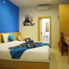 Отель Good 9 At Home 3* Студия с различными типами кроватей фото 12