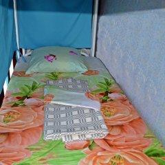 Хостел Достоевский Кровать в общем номере с двухъярусной кроватью фото 30