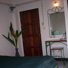 Апартаменты Baan Khun Mae Apartment Стандартный номер с различными типами кроватей
