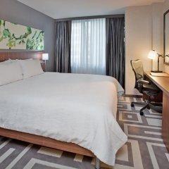 Отель Hilton Garden Inn New York/Central Park South-Midtown West 3* Стандартный номер с различными типами кроватей