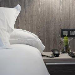 Hotel La Palma de Llanes сейф в номере