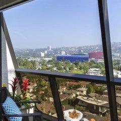Отель Sofitel Los Angeles at Beverly Hills 4* Люкс с двуспальной кроватью фото 17