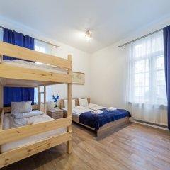 Aquamarine Hotel 3* Стандартный семейный номер с разными типами кроватей фото 2