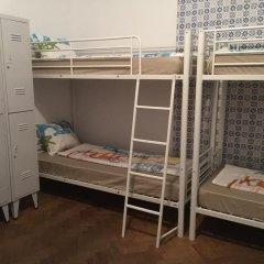 Orange Terrace Hostel Кровать в общем номере с двухъярусной кроватью фото 5