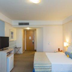 Отель Comfort Suites Londrina 3* Улучшенный номер с различными типами кроватей фото 2
