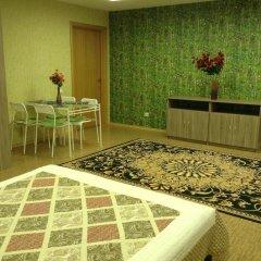 Гостиница Апартотель Лондон-Париж Улучшенные апартаменты с различными типами кроватей фото 5