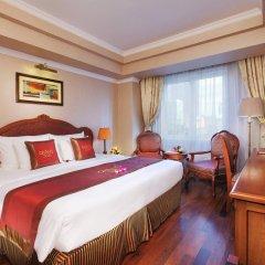 Grand Hotel Saigon 5* Номер Делюкс с различными типами кроватей фото 2