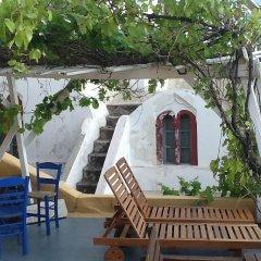 Отель Antithesis Caldera Cliff Santorini фото 4