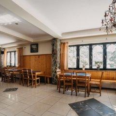 Отель Willa Carpe Diem Косцелиско питание