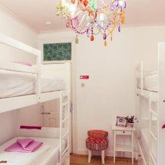 Lisbon Chillout Hostel Кровать в женском общем номере фото 7