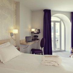 Отель Mercure Paris Notre Dame Saint Germain Des Pres 4* Стандартный номер с различными типами кроватей фото 3