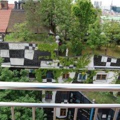 Апартаменты Kunsthaus Apartments Студия фото 22