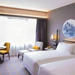 Отель Grand Lapa, Macau 4* Стандартный номер с разными типами кроватей фото 5