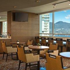 Отель Vancouver Marriott Pinnacle Downtown 4* Стандартный номер с различными типами кроватей фото 6