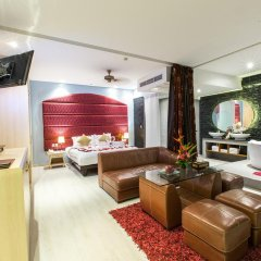 Отель IndoChine Resort & Villas 4* Люкс с разными типами кроватей фото 9