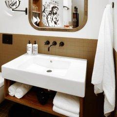 25hours Hotel HafenCity 4* Каюта разные типы кроватей фото 17