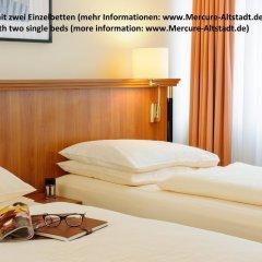 Mercure Hotel München Altstadt 3* Стандартный номер с различными типами кроватей фото 3