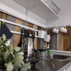 Апартаменты на проспекте Культуры Студия с разными типами кроватей фото 7
