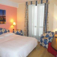Hotel Due Mondi 3* Улучшенный номер с различными типами кроватей