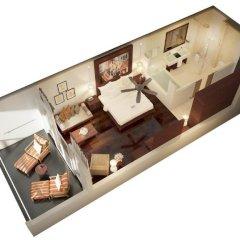 Отель JW Marriott Khao Lak Resort and Spa 5* Номер Делюкс с различными типами кроватей фото 2