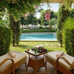 Gloria Serenity Resort 5* Стандартный номер с различными типами кроватей фото 19