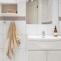 Апартаменты Mainou´s Studio Apartments ванная